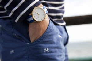 bicycle-print-chino-pants-watch-combo-580x386