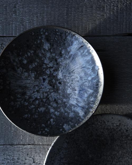 Indigo bowl